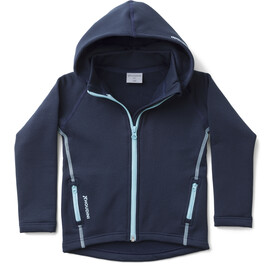 Houdini Power Houdi Jacket Children blue